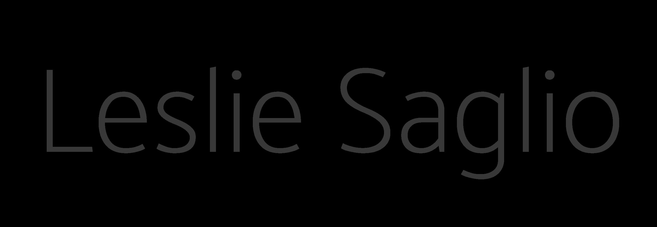 Leslie Saglio