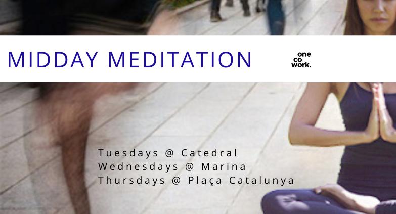 meditation mindfulness onecowork leslie saglio coach