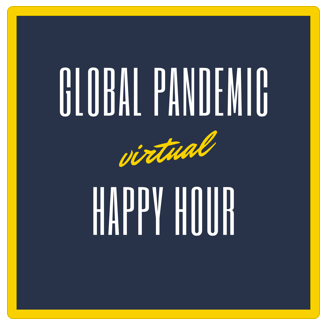 Podcast Global Pandemic Virtual Happy Hour episode 7 Leslie in Spain