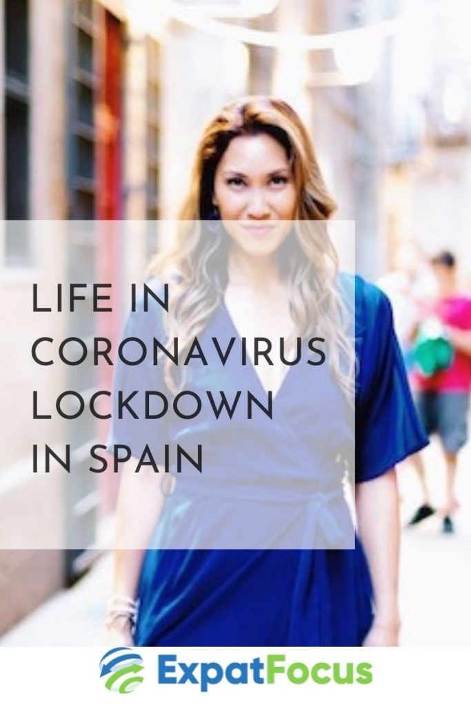 Life in Coronavirus lockdown